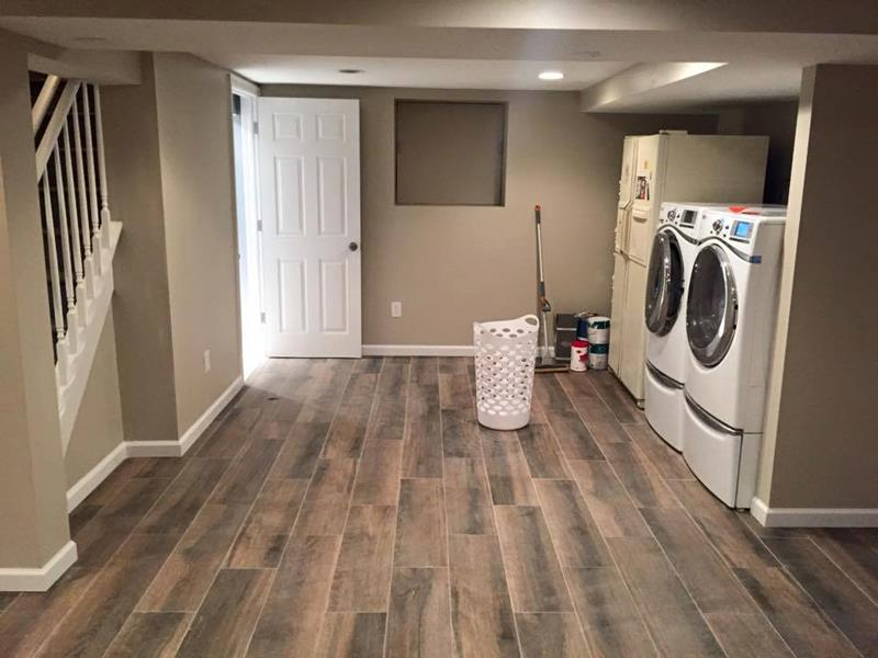 New Jersey Basement Remodeling Renovation Springfield NJ Inspiration Basement Remodels