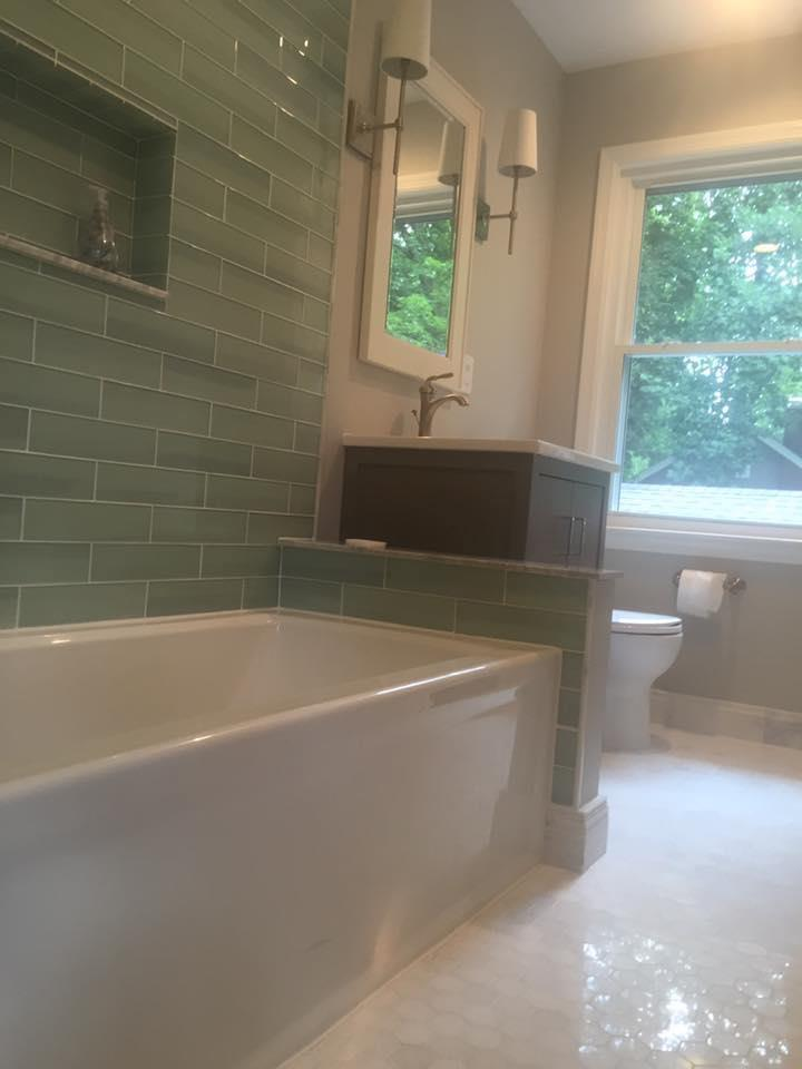 Photos After Bathroom Remodel In Mountainside, NJ